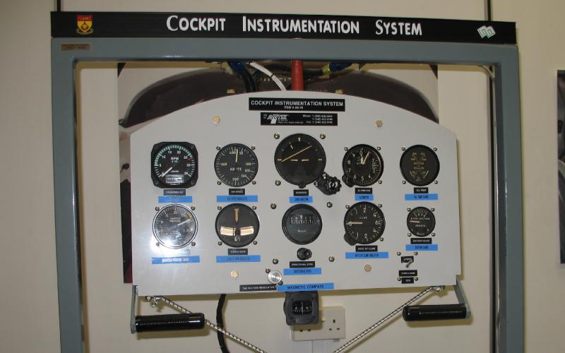 Cockpit Instrumentation System